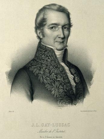 Hukum Perbandingan Volume Joseph Louis Gay Lussac