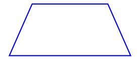 Soal Matematika Kelas 2 SD Trapesium