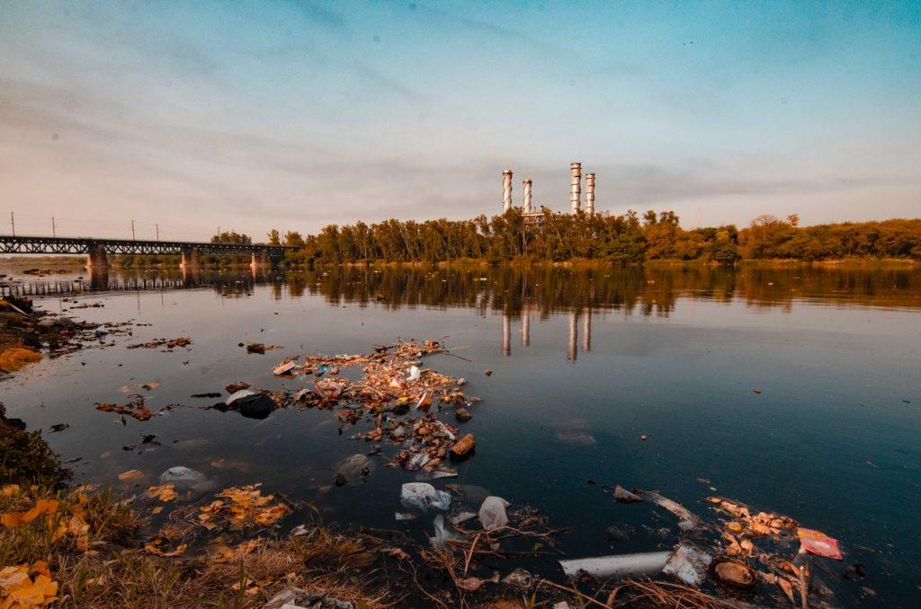 Penanggulangan Pencemaran Air
