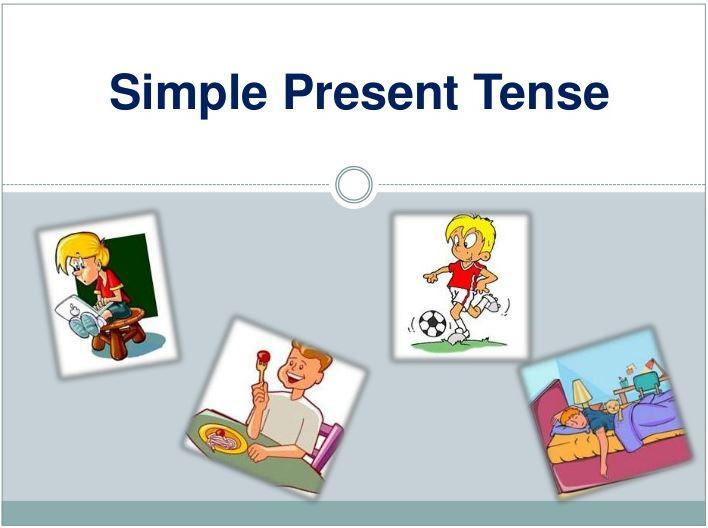 Contoh Soal Simple Present Tense